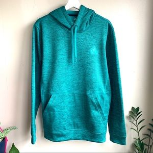 Adidas seafoam green burnout hooded climacool NWOT